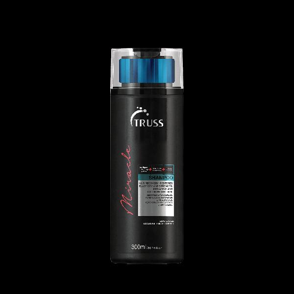 Кератиновый шампунь для всех типов волос TRUSS MIRACLE SHAMPOO 300 мл.